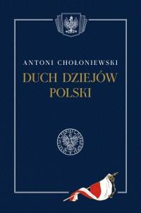 Duch dziejów Polski - okładka książki