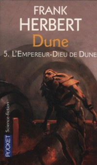 Dune 5 LEmpereur-Dieu de Duna - okładka książki