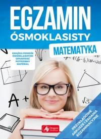 Egzamin ósmoklasisty. Matematyka - okładka podręcznika