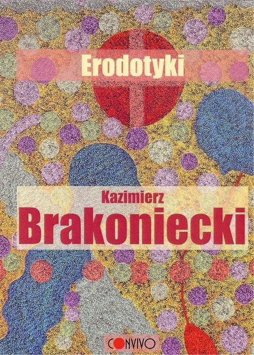 Erodotyki - okładka książki