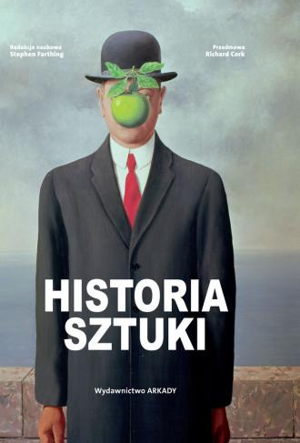 Historia sztuki - okładka książki