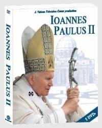 Ioannes Paulus II. Papież, który tworzył historię (5 płyt DVD) - okładka filmu