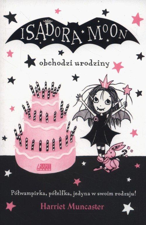 Isadora Moon obchodzi urodziny - okładka książki