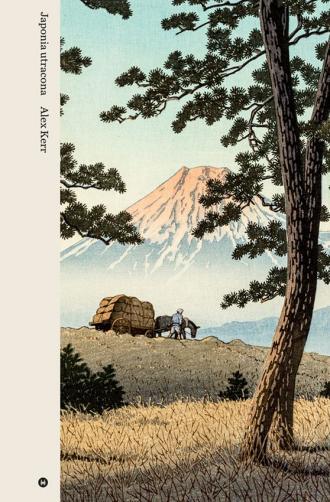Japonia utracona - okładka książki