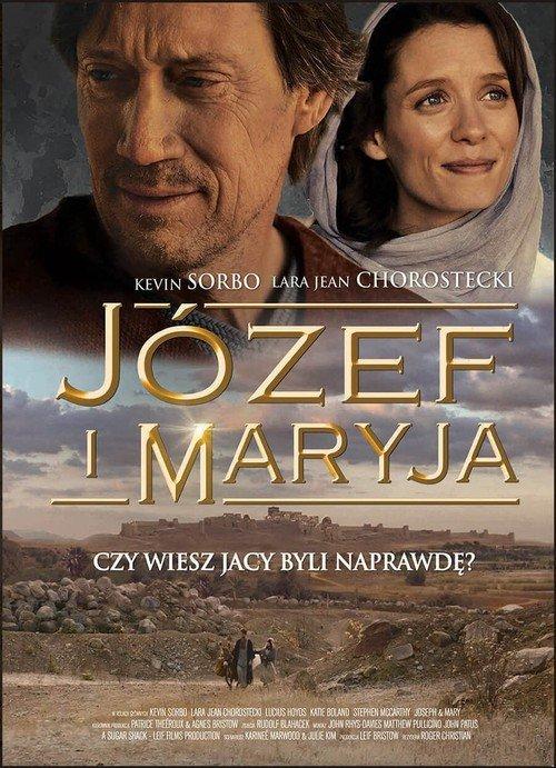 Józef i Maryja - okładka filmu