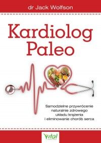 Kardiolog Paleo - okładka książki