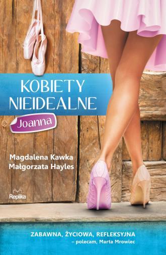 Kobiety nieidealne 3. Joanna - okładka książki