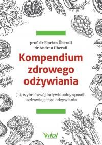 Kompendium zdrowego odżywiania - okładka książki