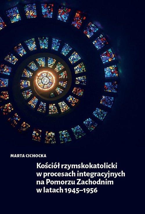 Kościół rzymskokatolicki w procesach - okładka książki
