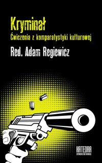 Kryminał. Ćwiczenia z komparatystyki kulturowej - okładka książki