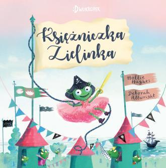 Księżniczka Zielinka - okładka książki