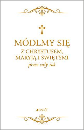 Módlmy się z Chrystusem, Maryją - okładka książki
