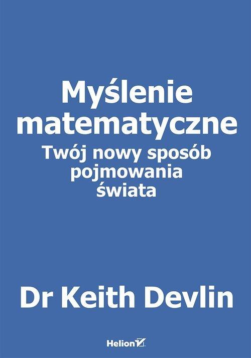 Myślenie matematyczne. Twój nowy - okładka podręcznika