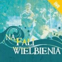 Na fali wielbienia (CD) - okładka płyty