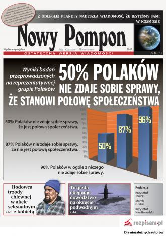 Nowy Pompon - okładka książki