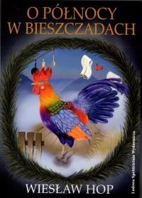 O północy w Bieszczadach - okładka książki