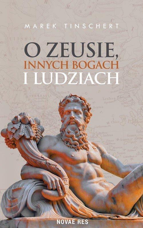 O Zeusie, innych bogach i ludziach - okładka książki