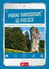 Parki narodowe w Polsce - okładka książki