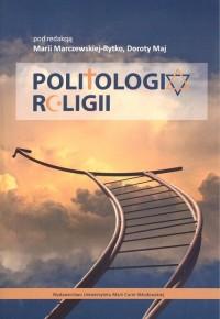 Politologia religii - okładka książki