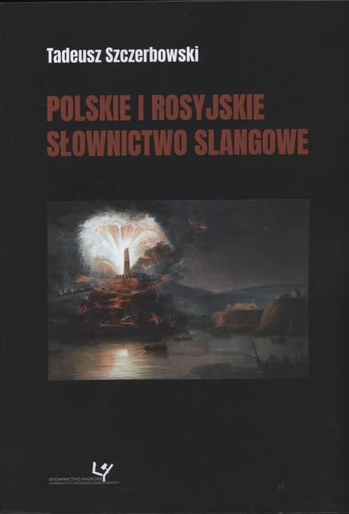 Polskie i rosyjskie słownictwo - okładka książki