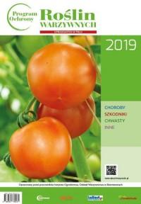 Program Ochrony Roślin Warzywnych uprawianych w polu 2019 - okładka książki