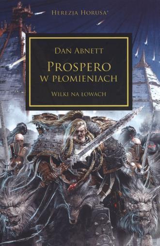 Prospero w płomieniach. Herezja - okładka książki
