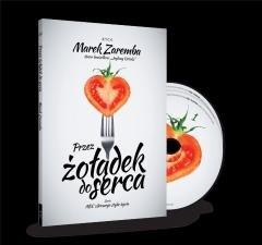 Przez żołądek do serca (książka - okładka książki