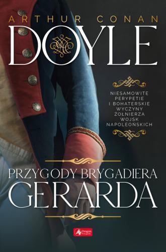 Przygody brygadiera Gerarda - okładka książki
