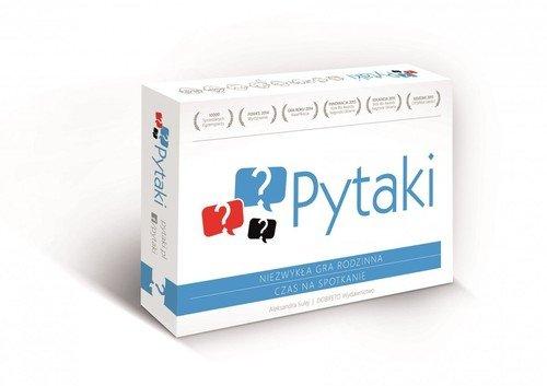 Pytaki - gra rodzinna - zdjęcie zabawki, gry