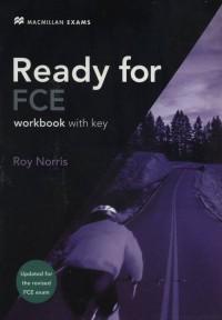 Ready for FCE Workbook with key - okładka podręcznika