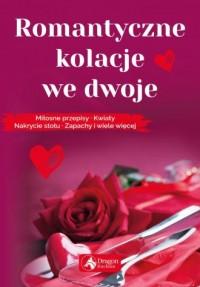 Romantyczne kolacje we dwoje - okładka książki