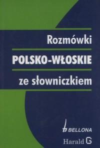 Rozmówki polsko-włoskie ze słowniczkiem - okładka podręcznika