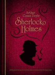 Sherlock Holmes - okładka książki