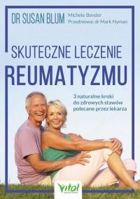 Skuteczne leczenie reumatyzmu - okładka książki