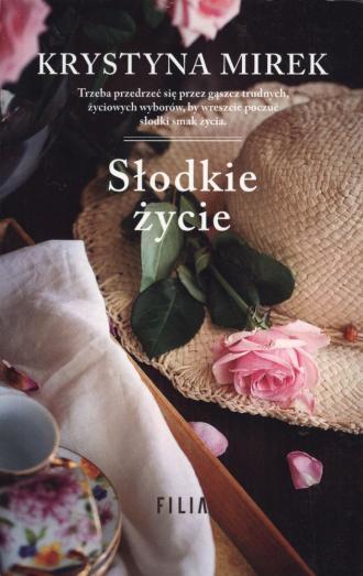 Słodkie życie - okładka książki