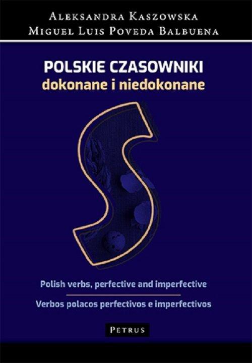 Słownik - Polskie. Czasowniki dokonane - okładka książki