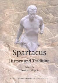 Spartacus. History and Tradition - okładka książki