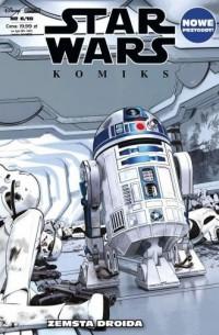 Star Wars. Komiks 6/18 - okładka książki