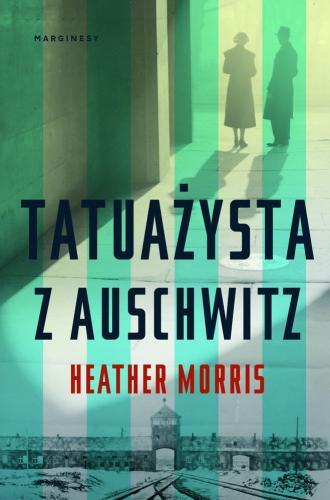 Tatuażysta z Auschwitz - okładka książki