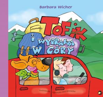 Tofik i wyprawa w góry - okładka książki