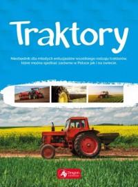 Traktory - okładka książki