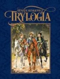 Trylogia Sienkiewicza - okładka podręcznika