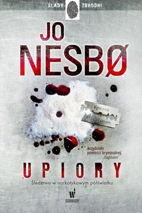 Upiory. Seria: Ślady zbrodni - okładka książki
