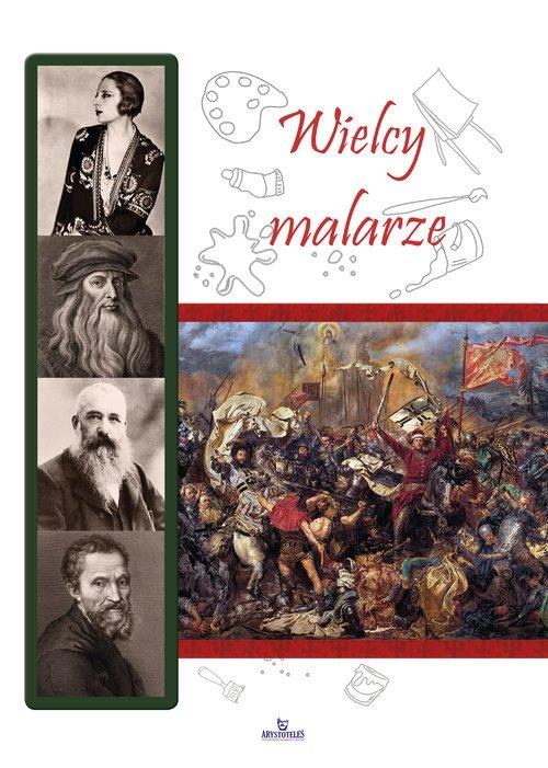 Wielcy malarze - okładka książki