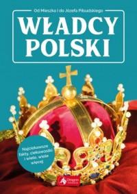 Władcy Polski - okładka książki