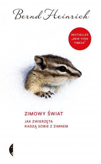Zimowy świat. Jak zwierzęta radzą - okładka książki