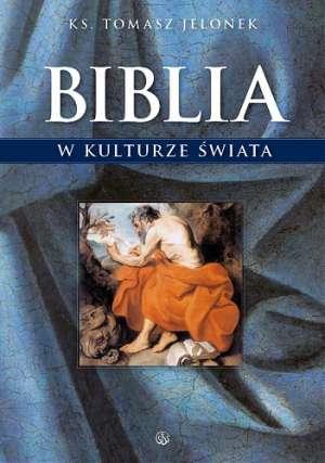 Biblia w kulturze świata - okładka książki