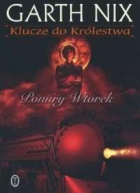Ponury Wtorek - okładka książki