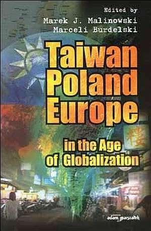 Taiwan - Poland. Europe in the - okładka książki