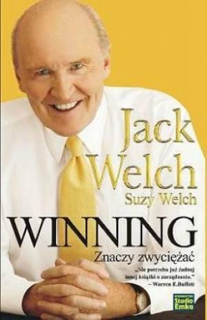 Winning znaczy zwyciężać - okładka książki